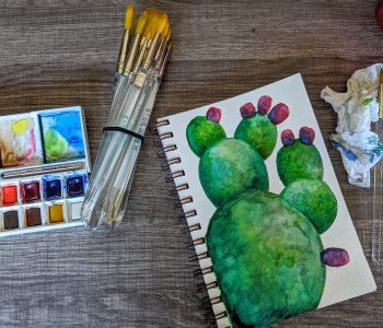 Small Art Space Ideas: Must-Have Supplies For Creating Art in a Small Space
